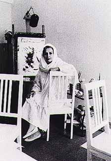 Jaleh Kazemi, b. 1943, Tehran