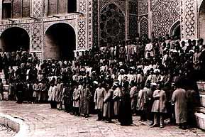 Tekyeh Dowlat, Tehran c.1894
