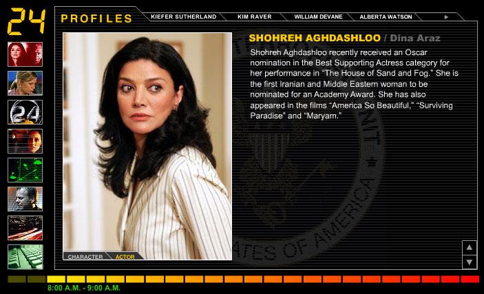 Shohreh Aghdashloo - IMDb