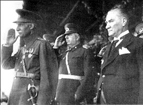 mustafa kemal ataturk and reza shah pahlavi as men of order essay He ordered men to wear western clothes and bring their wives to public functions with their hair uncovered, borrowing from the secularization of the turkish leader mustafa kemal ataturk, a .