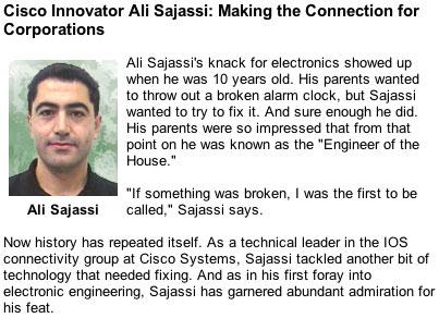 Ali Sajassi