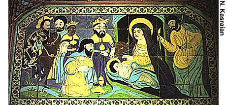 Geroge Church, Isfahan