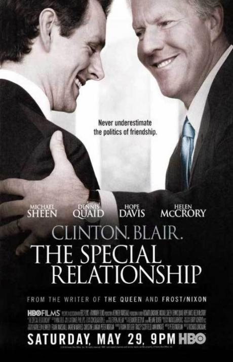 tony blair bill clinton the special relationship
