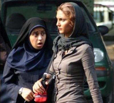 sexy Mädchen Iraner
