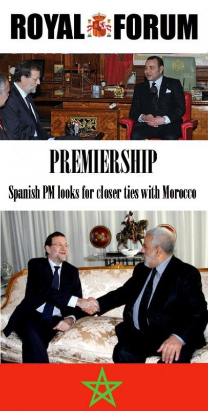 PREMIERSHIP : Spanish PM looks for closer ties with ...