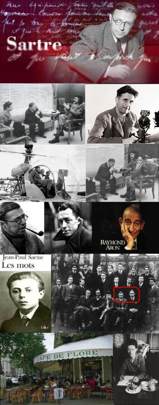 """jean paul sartre and his ideas on existentialism Existentialism is a humanism quotes  ― jean-paul sartre, existentialism is a humanism tags: existentialism, philosophy 151 likes like """"for many have but one ."""