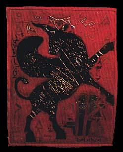 Winged Bull of Persepolis