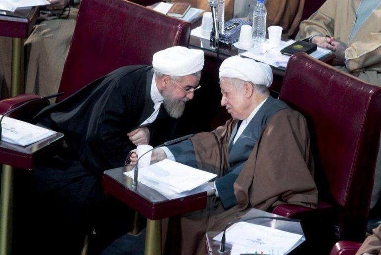 history of neoliberlalism in iran