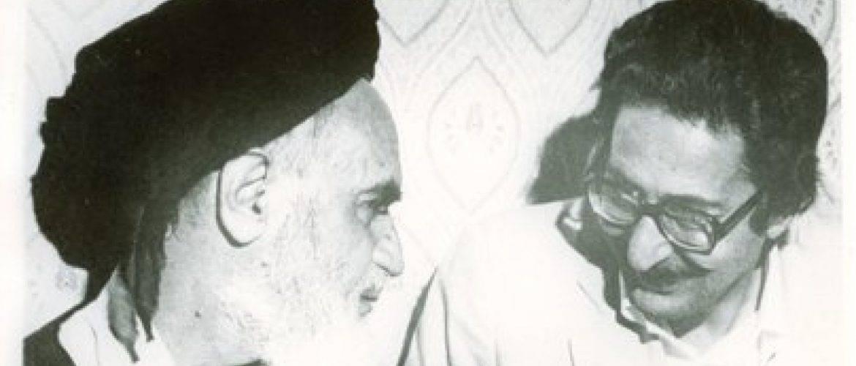 ABOLHASSAN BANISADR and KOHOMEINI