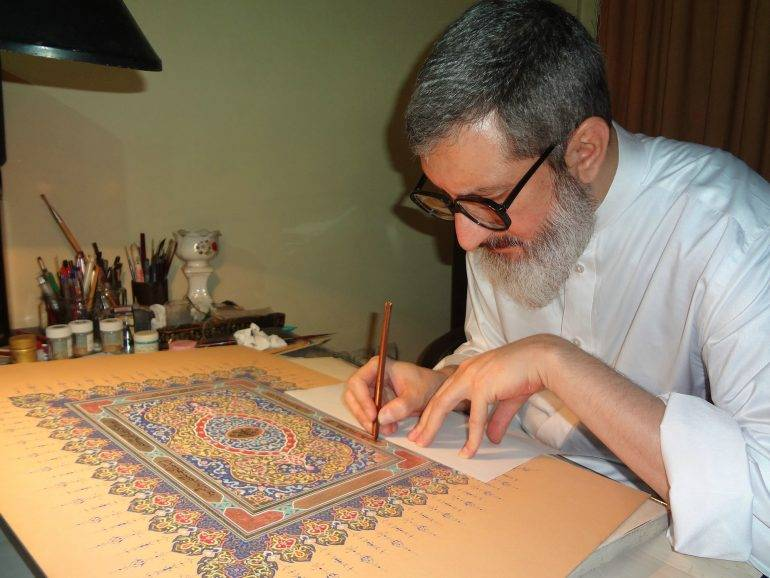 Ayatollah Abdolhamid Masoumi-Tehrani