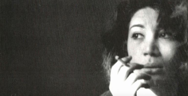 Iranian poet and filmmaker Forough Farrokhzad