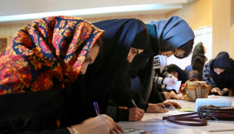 Iranian Voters