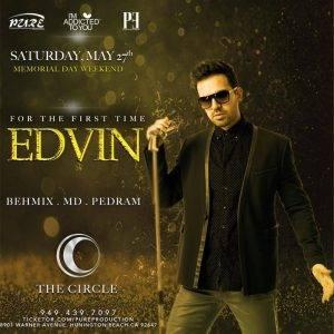 Edvin Live Concert