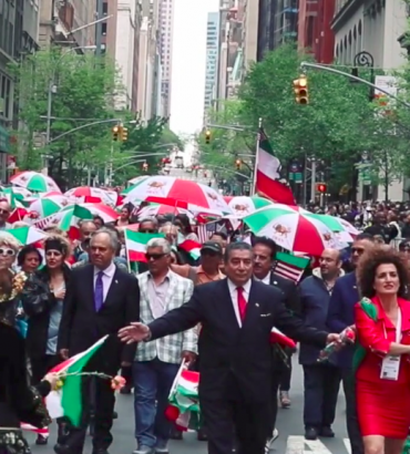New York Persian Parade 2017