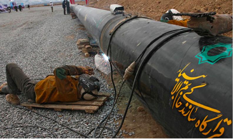 Revolutionary guard oil deals