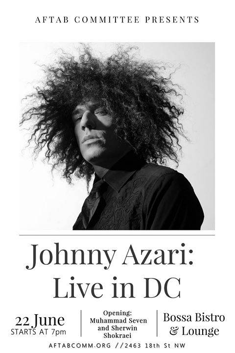 Johnny Azari: Live in D.C.