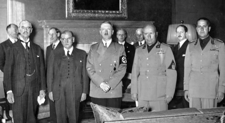 The Munich Agreement: The Folly Of The West's Appeasement Policy