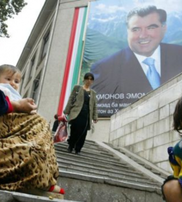 The Long Echo Of Tajikistan's Civil War