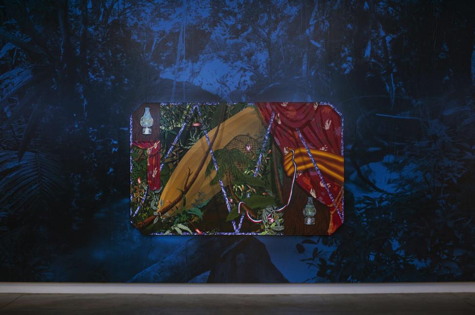 Amir H. Fallah art