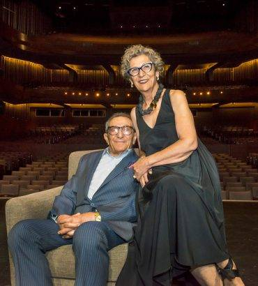 Nazarian Family Donates A Record $17 Million To CSUN's Valley Performing Arts Center