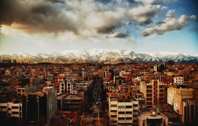Tehran worst city