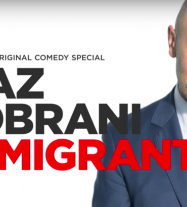 Trailer Released For Maz Jobrani's Upcoming Netflix Special