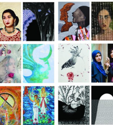 Iranian Artists Challenge Stereotypes Of Middle Eastern Women