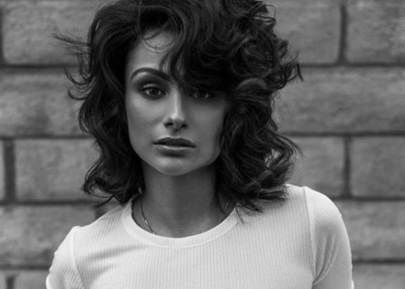 Nazanin Mandi ethnicity Persian Iranian Mexican