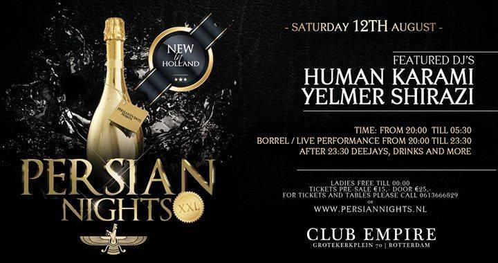 Persian Nights XXL