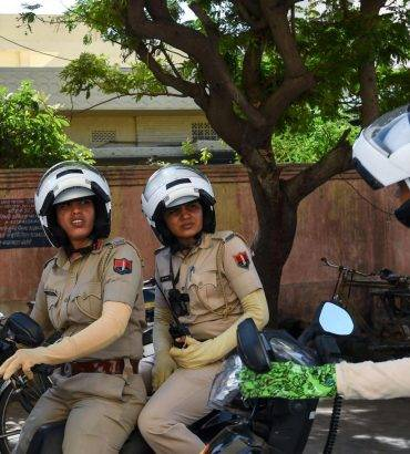 Female Force: India's All-Women Police Unit Fights Sexual Harassment
