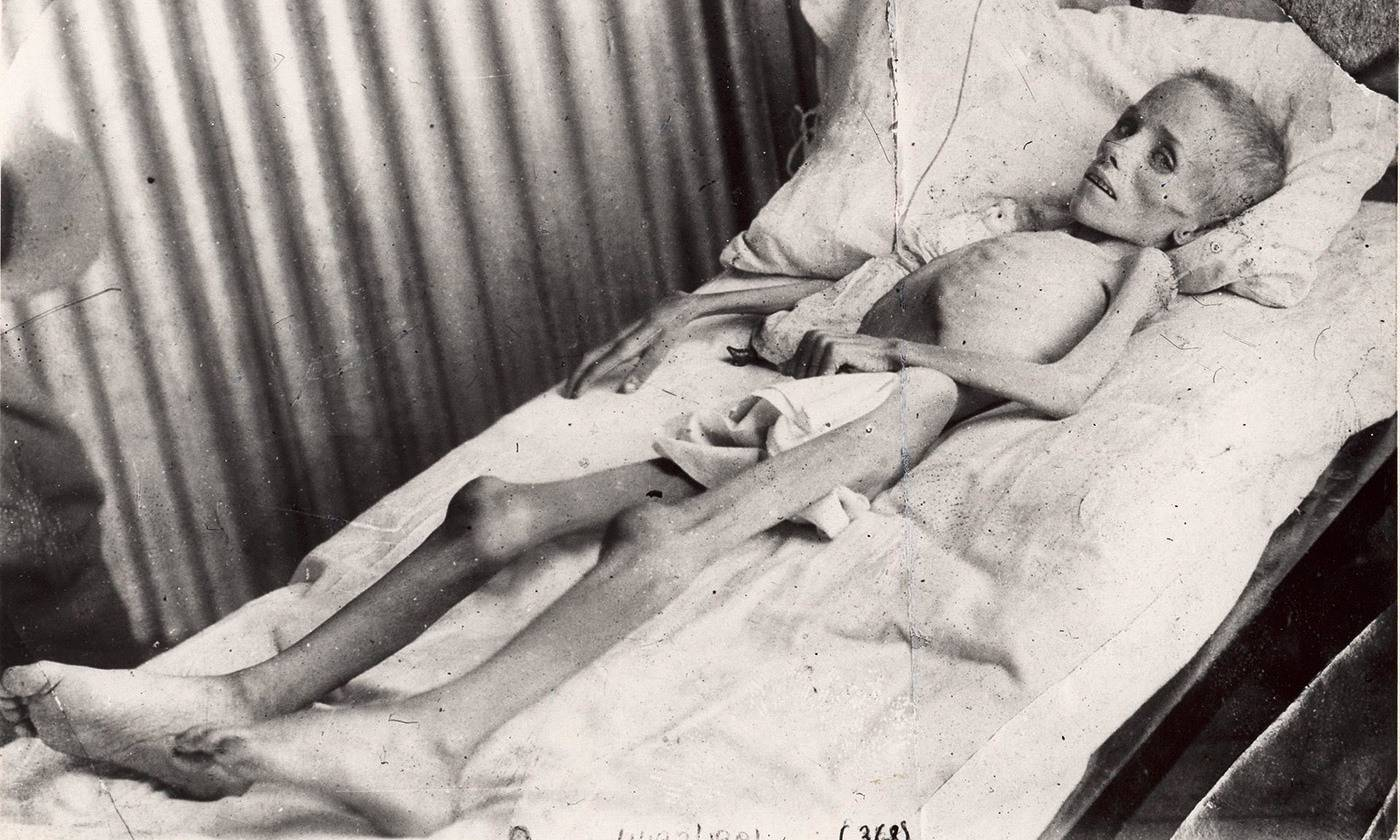 Lizzie van Zyl, a Boer girl who starved to death in the harsh conditions of the Bloemfontein concentration camp. Photo courtesy Wikipedia