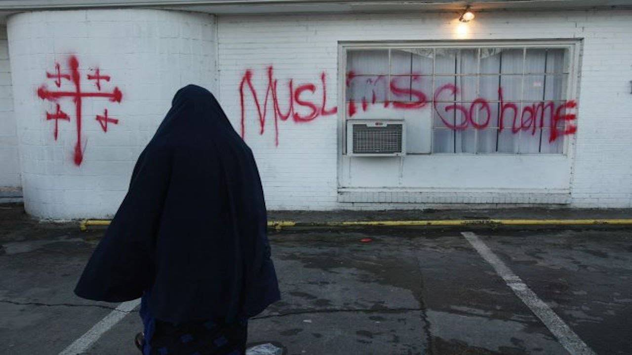 Image result for muslim hate crimes in america