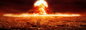Dropping a nuclear bomb in Iran