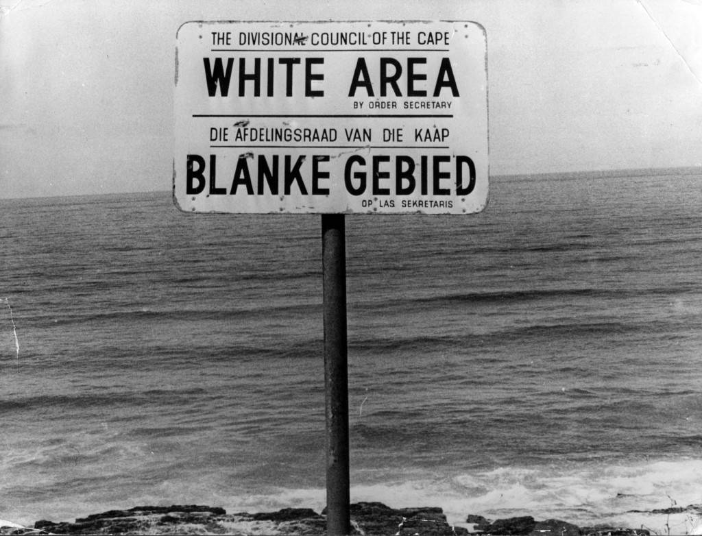 apartheid notice south africa