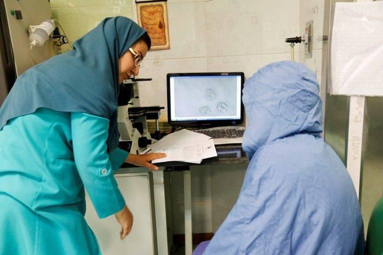 IRAN-HEALTH-CHILDREN-RELIGION