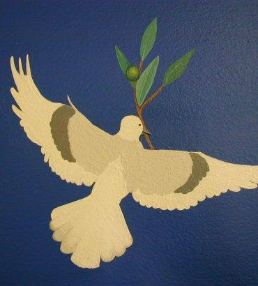 Let The Doves Bring Us Those Olive Branches