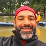 Hurricane Harvey Vs. Hamid Parvizian, An American Hero