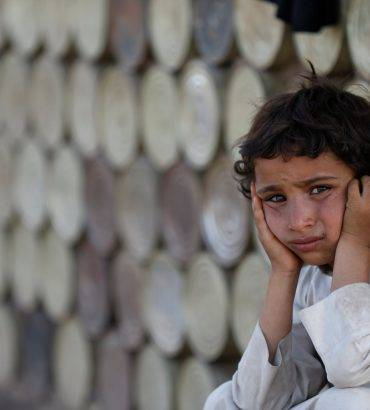 Famine In Yemen Finally Reaches Western Headlines