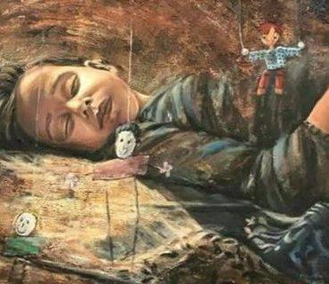 Iranian Painter Vesta Kaviani Wins Award At Italy's Arte Padova
