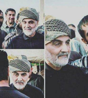 Images Emerge Of Iran Military Chief Soleimani In Syria