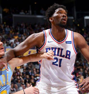 NBA Star Joel Embiid Just Taught Us Something About Iran