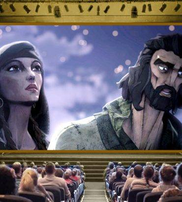'Release From Heaven' Wins Best Long Animation Award