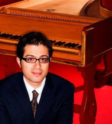 Harpsichord Prodigy Mahan Esfahani Presents The Brandenburg Concertos In LA