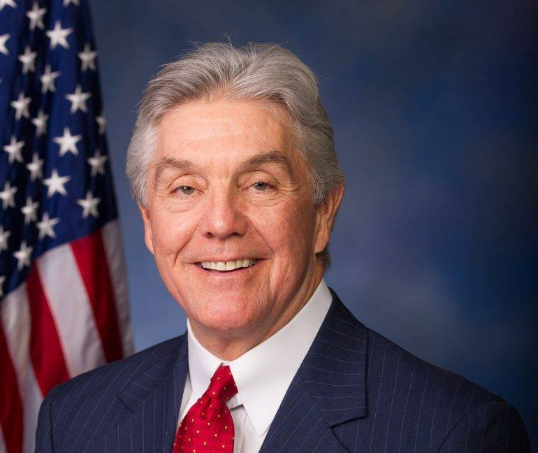 Representative Roger Williams (R, TX-25)