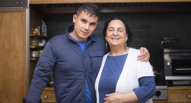 Rostam And His Mom Najmieh Batmanglij