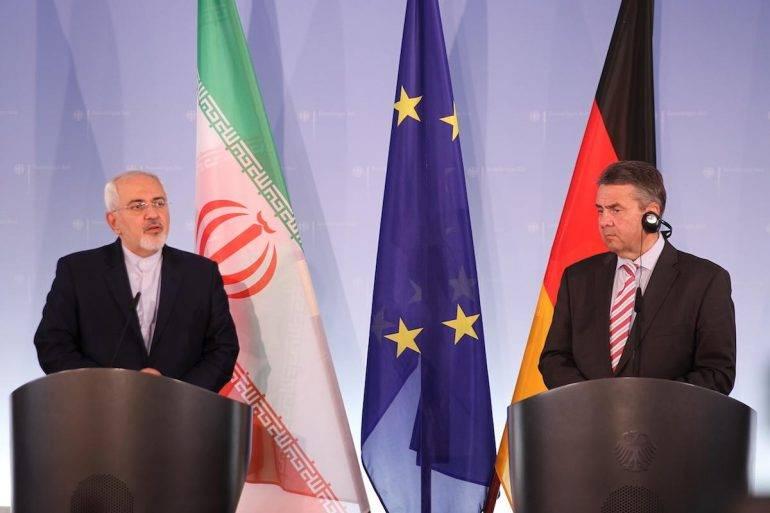 German Iran sanctions
