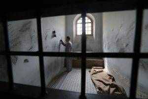Evin prison in Tehran, Iran
