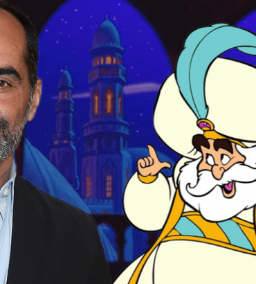 Navid Negahban Counters Accusations Of Whitewashing In 'Aladdin' Remake
