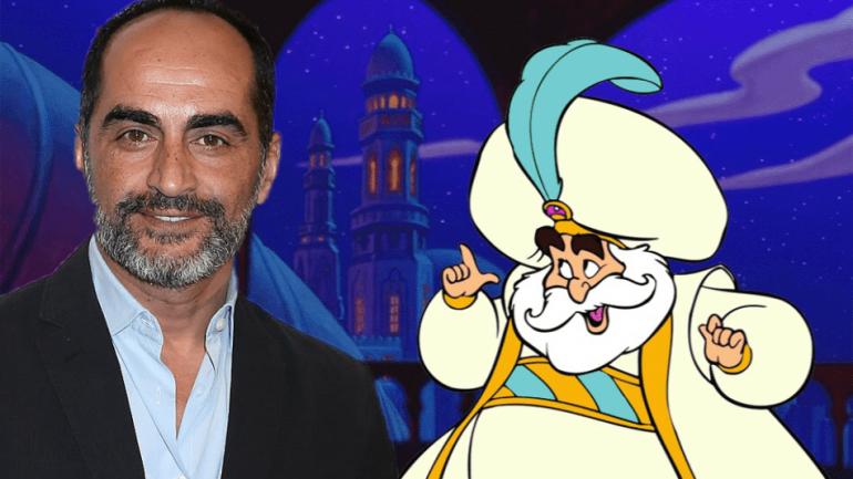 Navid Negahban Aladdin