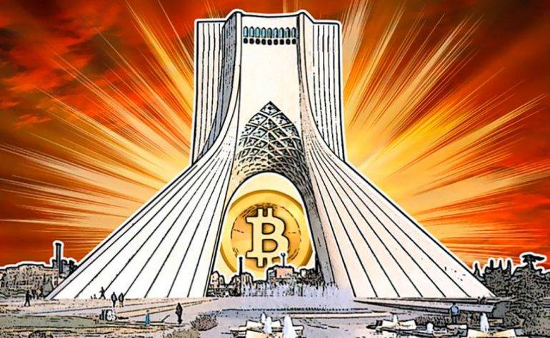 Iran Bitcoin trading